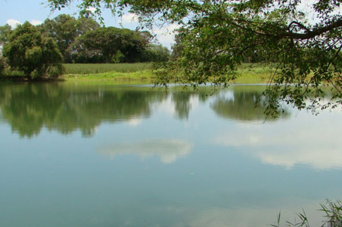 Mesa del agua