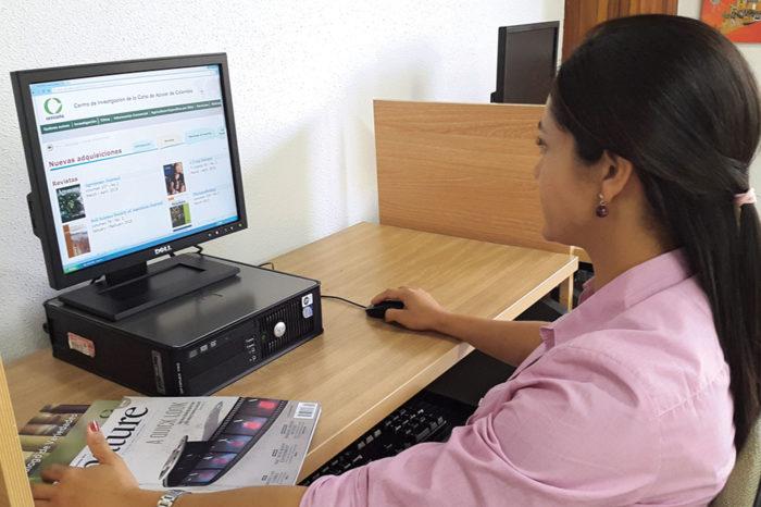 Servicios que presta la biblioteca