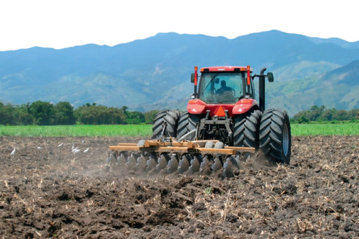 Soil preparation for the sustainable production of sugar cane. Methodological guide