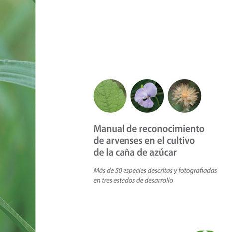 Manual de reconocimiento de arvenses en el cultivo de la caña de azúcar