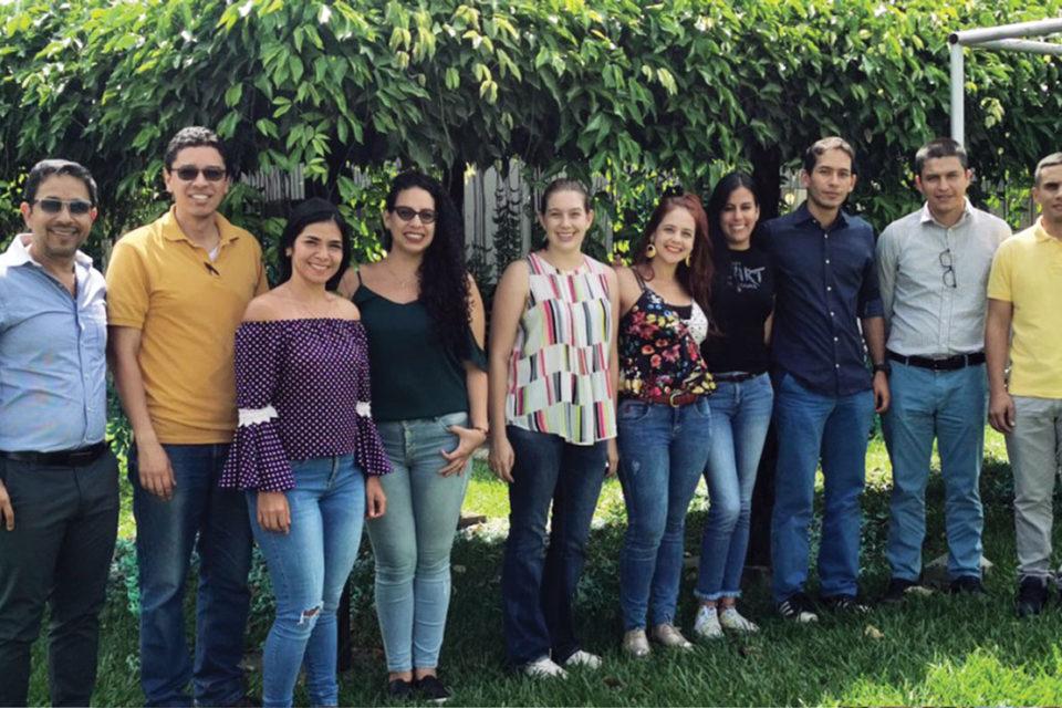 Asistente de investigación en modificación genética de caña de azúcar