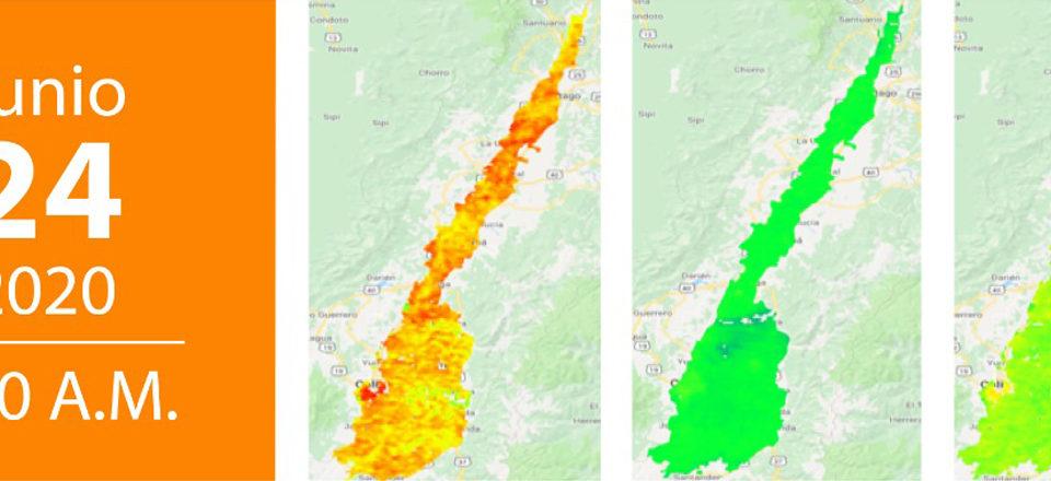 Introducción al procesamiento y análisis de imágenes satelitales utilizando Google Earth Engine (GEE), 24-jun-2020