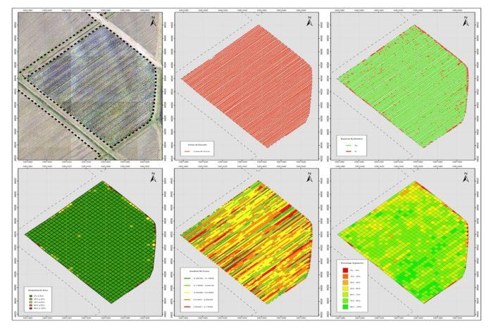 Introducción al procesamiento de imágenes obtenidas por UAV, 1-jul-2020