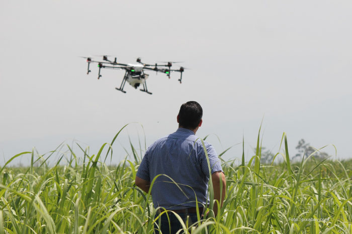 Required: researcher in geomatics and / or precision agriculture