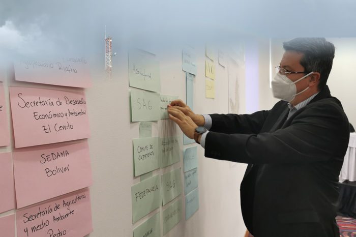 Valle del Cauca takes its first steps in climate resilience with the implementation of the Agroclimatic Technical Table